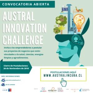Austral Innovation Challenge 2018