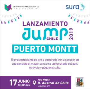 Lanzamiento Jump Chile 2019 – Puerto Montt